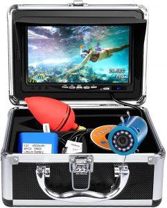 Aufka Portable Underwater Fishing Camera