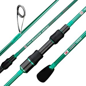 BERRYPRO Ultralight Spinning Fishing Rod
