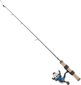Frabill Panfish Ice-Fishing Rod and Reel Combo