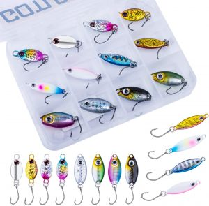 Goture Micro Ice Fishing Lures