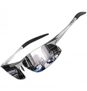 MOORAY Men's Sports Polarized Sunglasses