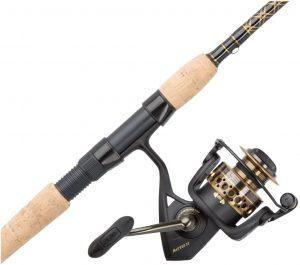 PENN Battle II Fishing Rod Combo