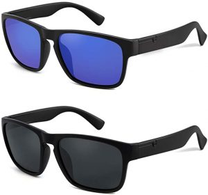 POLARKING Polarized Anti-Glare Sunglasses