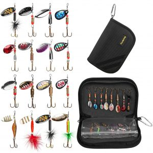 Plusinno Fishing Lures Best Ice Fishing Lures