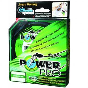 Power Pro Spectra Fiber Braided Fishing Line Best Fishing Line For Spinning Reels