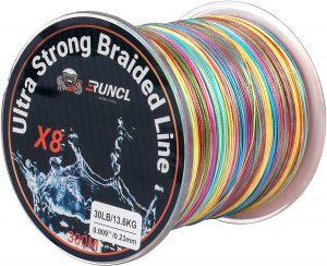 RUNCL Braided Fishing Line