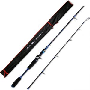 SAN LIKE Baitcasting Spinning Fishing Rod Lightweight