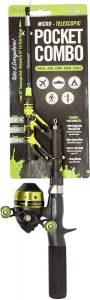 Steinhauser Micro Telescopic Fishing Rod
