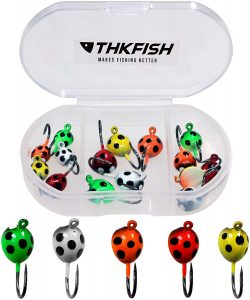 ThkFish Small Ice Fishing Lures