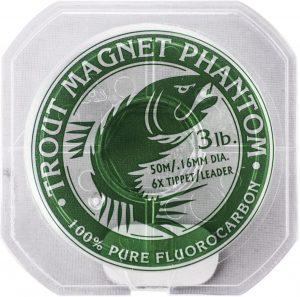 Trout Magnet Phantom Fishing Leader Line