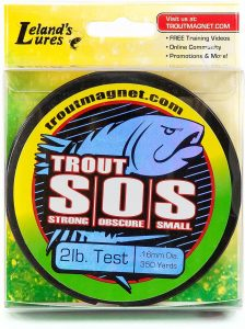 Trout Magnet S.O.S. Fishing Line