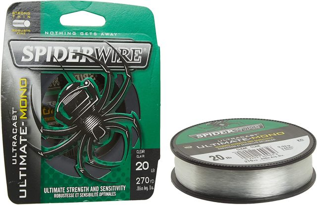 SpiderWire Monofilament Fishing Line