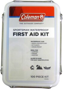 Coleman Sportsman Waterproof Outdoor First Aid Kit